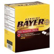 Bayer Pain Reliever/Fever Reducer, Aspirin, 325 mg, Tablets