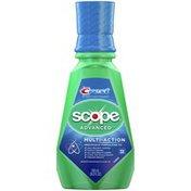 Crest Scope Advanced Muti-Action Fluoride Mouthwash