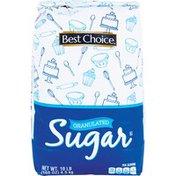 Best Choice Granulated Sugar