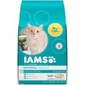 IAMS Optimal Weight with Chicken Cat Food