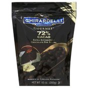 Ghirardelli Chocolate Chocolate, for Baking, 72% Cacao, Extra Bittersweet