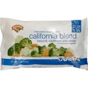 Hannaford Steam-in-Bag California Blend Vegetables