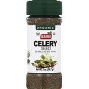 Badia Spices Seed, Organic, Celery