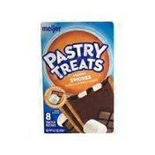 Meijer Frosted S'mores Flavored Pastry Treats