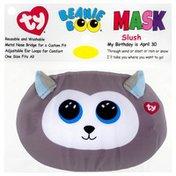 Ty Beanie Boo Face Mask, Slush