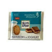 Ritter Sport Oat Biscuit Yogurt Chocolate