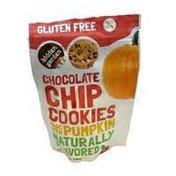 Hidden Garden Chocolate Chip Cookies, Pumpkin
