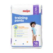 Meijer Training Pants Boy 4T/5T