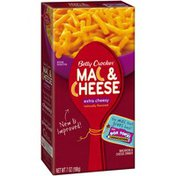 Betty Crocker Extra Cheesy Macaroni & Cheese Dinner