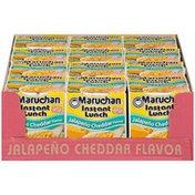 Maruchan Hot & Spicy Jalapeno Cheddar Flavor Ramen Noodle Soup