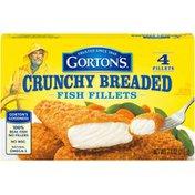 Gorton's Crunchy Breaded Fish Fillets