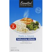 Essential Everyday Pasta & Sauce, Fettuccine Alfredo