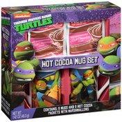 Frankford Teenage Mutant Ninja Turtles Cocoa Mug Set