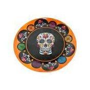 """8.5"""" Skull Plate"""