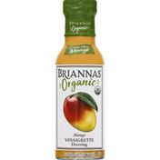 Brianna's Dressing, Vinaigrette, Mango