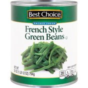 Best Choice Packed Fresh French Style Green Beans