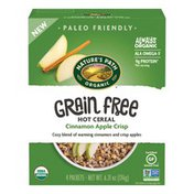 Nature's Path Cinnamon Apple Crisp Grain Free Hot Cereal