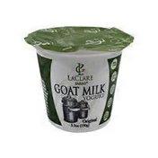 La Clare Farms Plain Goat Milk Yogurt