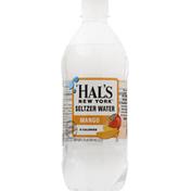 Hal's New York Seltzer Water, Mango