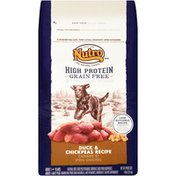 NUTRO High Protein Grain Free Adult Duck & Chickpeas Recipe Dog Food