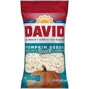 DAVID Seeds Ranch Pumpkin Seeds