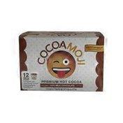 Cocoamoji Premium Hot Cocoa