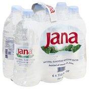 Jana Water, Artesian, Natural European