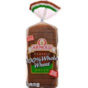 Brownberry/Arnold/Oroweat Classic 100% Whole Wheat Bread