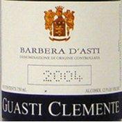 Barbera D'Asti Guasti Clemente Desideria