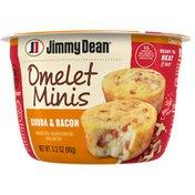 Jimmy Dean Omelet Minis Gouda & Bacon