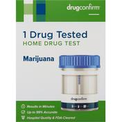 DrugConfirm Home Drug Test, Marijuana