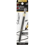 L'Oreal Eyeliner, Silkissime, Charcoal 210