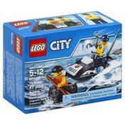 LEGO Tire Escape, 47 Pieces