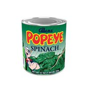 Popeye Leaf Spinach