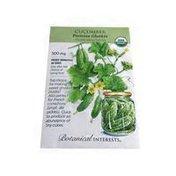 Botanical Interests Organic Parisian Gherkin Cucumber Seeds