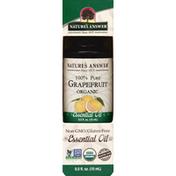 Nature's Answer Essential Oil, Organic, 100% Pure Grapefruit