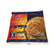 Spring Home Whole Wheat Roti Paratha