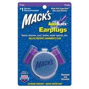 Mack's Aqua Block Ear Plugs