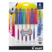 Pilot Marker Pens Assorted Erasable Inks