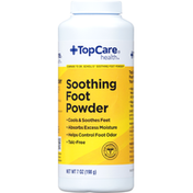 TopCare Foot Powder, Soothing