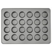 Wilton Bake It Better Non-Stick Muffin and Cupcake Pan, 24-Cup