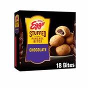 Eggo Stuffed Pancake Bites, Frozen Breakfast, All Day Kids Snacks, Chocolate
