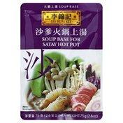 Lee Kum Kee Soup Base, for Satay Hot Pot