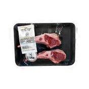 Halal Cryovac Lamb Rack