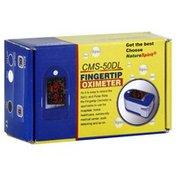 Nature Spirit Fingertip Oximeter, CMS-50DL