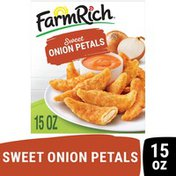 Farm Rich Sweet Onion Petals with Aussie Dipping Sauce