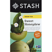 Stash Tea Green Tea, Sweet Honeydew