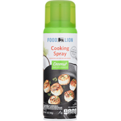 Food Lion Cooking Spray, Coconut Oil