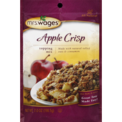 Mrs. Wages Topping Mix, Apple Crisp