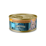 Blue Buffalo Wilderness Rocky Mountain Recipe High Protein Grain Free, Natural Adult Flaked Wet Cat Food, Trout Feast in Tasty Gravy